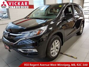 2015 Honda CR-V EX/Remote Start/Local Trade