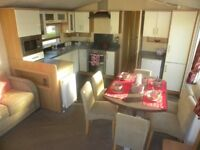 Cheap Used Static Caravan For Sale, 2018 Fees Included, Carmarthen Bay Holiday Park South Wales