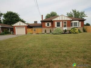$349,999 - Bungalow for sale in Welland