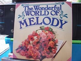 Wonderful World of Melody 10 Discs