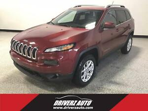 2014 Jeep Cherokee North GREAT FUEL ECONOMY, REMOTE START, HE...