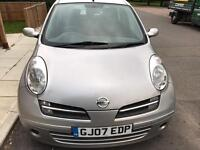 Nissan Micra automatic 2007