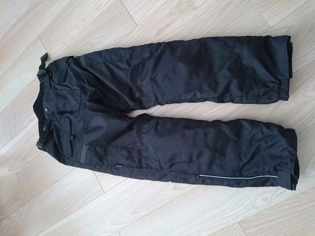 Motor bike trousers