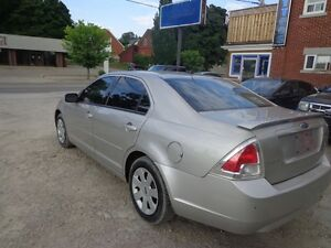 2007 Ford Fusion SE CERTIFIED Kitchener / Waterloo Kitchener Area image 4