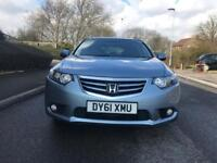 Honda Accord 2.2 i-DETC ES Router Automatic 5dr Estate Blue SatNav