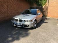 Bmw 318 ci automatic 70k miles cat c repaired new MOT