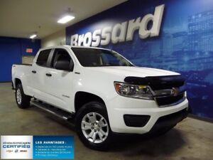 2018 CHEVROLET COLORADO 4WD CREW CAB cuir 4wd