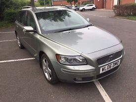 2006 VOLVO V50 2.4L D5 SE DIESEL AUTOMATIC ESTATE