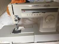 Singer sewing machine heavy metal