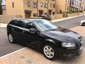 Audi A3 auto black 2012