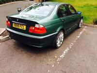 Quick Sale! BMW e46 318se manual!