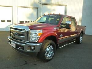 2016 Ford F-250 Lariat-DIESEL-NAV-MOON-LOADED