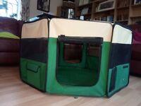 Foldable Pet Playpen, Large size