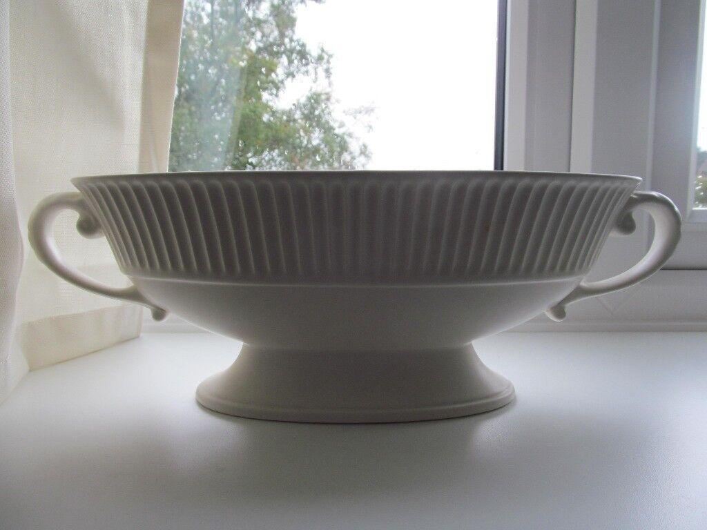 Spode Corinthian rose bowl fruit bowl oval
