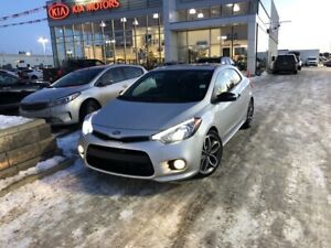 2016 Kia Forte Koup 1.6L SX Luxury don't pay for 6 months on now