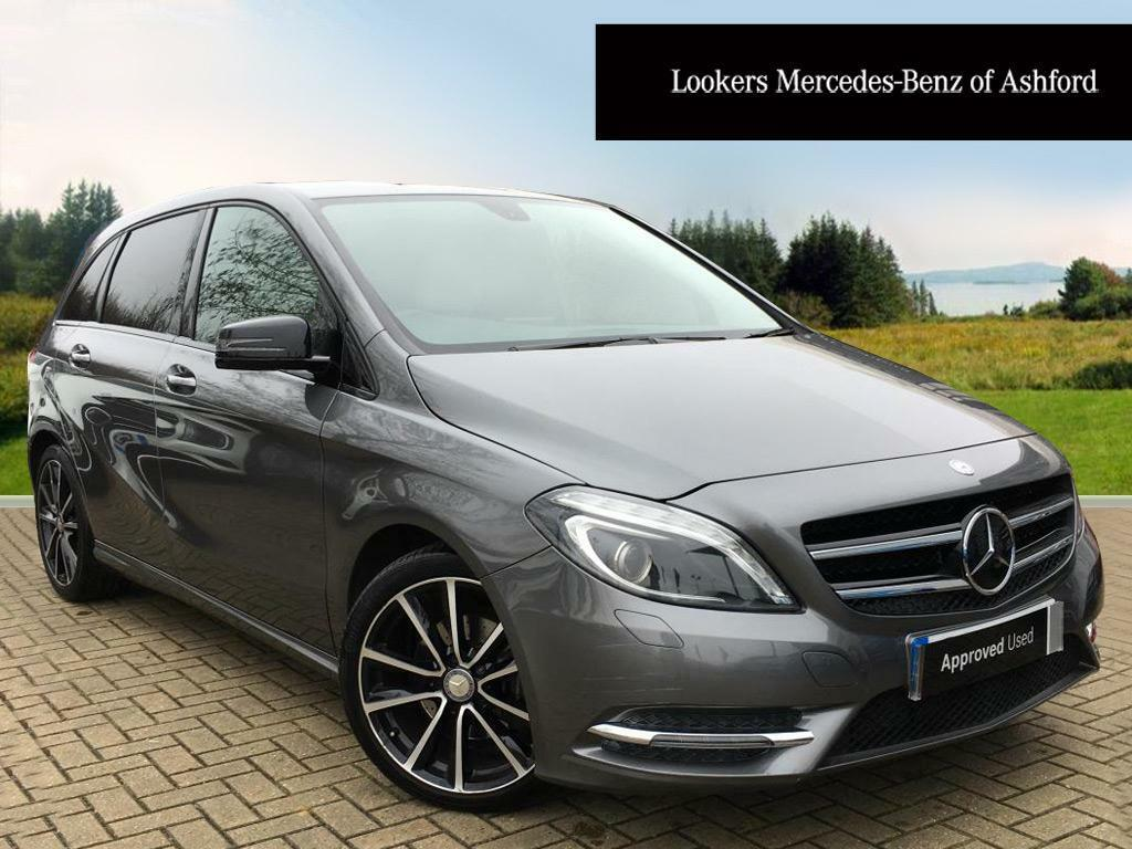 mercedes benz b class b200 cdi blueefficiency sport grey 2014 06 27 in ashford kent gumtree. Black Bedroom Furniture Sets. Home Design Ideas
