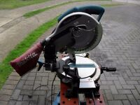 Makita Compound Mitre Saw MLS100 240v - Good Condition