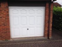 Garador Cathedral Single Garage Up and over door (1 of 2 for sale)