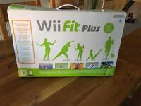 Wii Fit plus - Brand New in Box