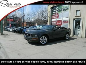 2008 Ford Mustang CONVERTIBLE CUIR
