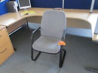 Used Very Comfortable Office Armchair
