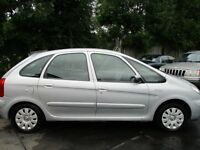 2005 05 CITROEN XSARA PICASSO 1.6 HDI EXCLUSIVE CD PLAYER NEW CLUTCH AIR CON 1 OWNER PX SWAPS