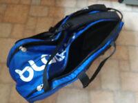 Squash Racquet and Kit Bag
