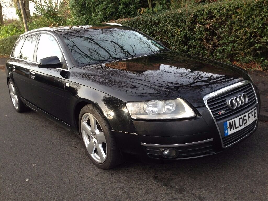 audi a6 avant 2 0 tdi s line 2006 in bramhall manchester gumtree. Black Bedroom Furniture Sets. Home Design Ideas