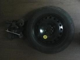 BRAND NEW FORD KUGA SPARE WHEEL AND WHEEL KIT