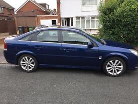 2008 Vauxhall Vectra (150 ps)