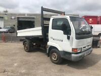 Nissan Cabstar E Tipper Pick up diesel 2001 year