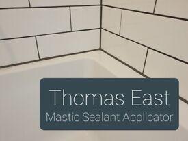 Mastic Sealant Applicator - Silicone Sealing Mastic Man in London & South East