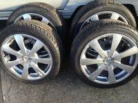 """4x100 / 4x108 16"""" alloy wheels"""