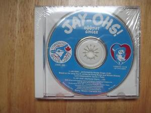 "FS: 1991 Sony Music Toronto Blue Jays ""JAY-OHS!"" Promotional CD London Ontario image 1"