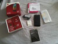 Motorola RAZR i XT890 (T-Mobile) Black Carbon Fibre