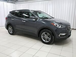 2017 Hyundai Santa Fe SPORT. THIS SUV IS LOADED WITH FEATURES !!