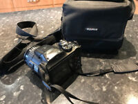 Fujifilm Finepix S6800 Bridge camera and Bag