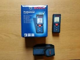 Brand new Bosch glm 40 lazer measure