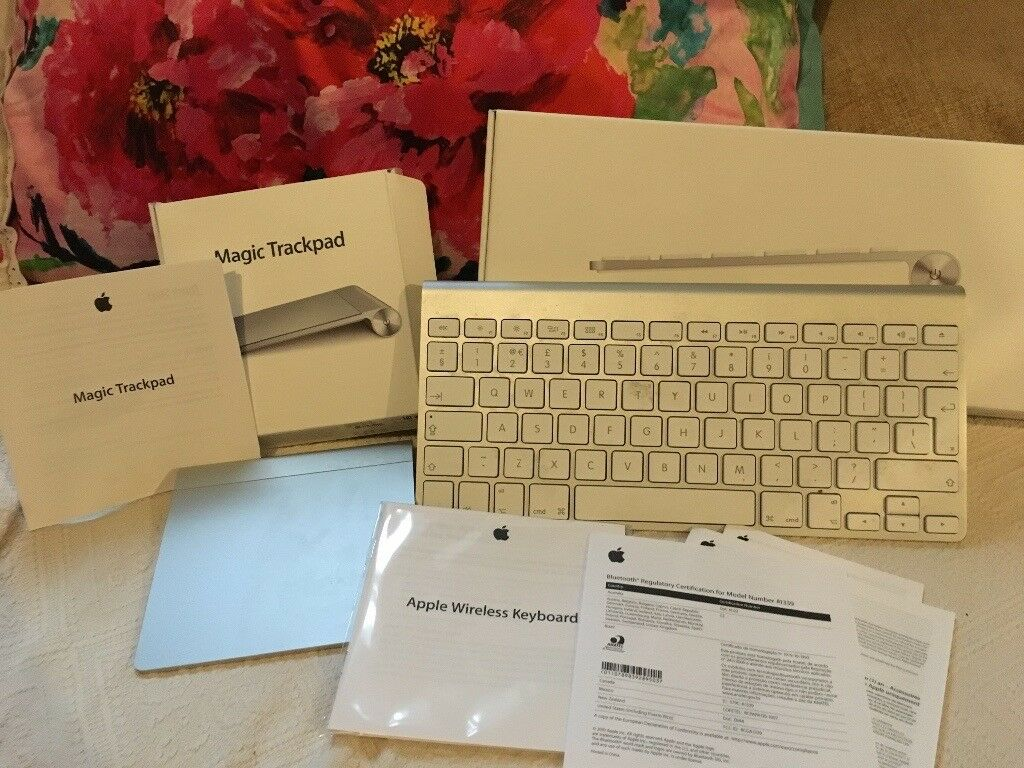 APPLE Keyboard and Keypad