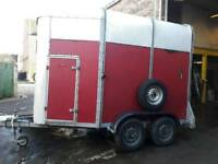 IFOR 505R HORSE TRAILER