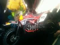 Brandnew 50cc scrambler non import