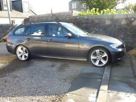 BMW 320D SE Touring 2007 (57) for sale.