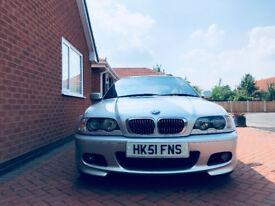 BMW 330Ci Low Mileage + Clean