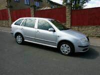 2007(07)SKODA FABIA 1.2 PETROL*98K*FULL 12 MONTHS MOT JULY 2019*ESTATE*FACELIFT**
