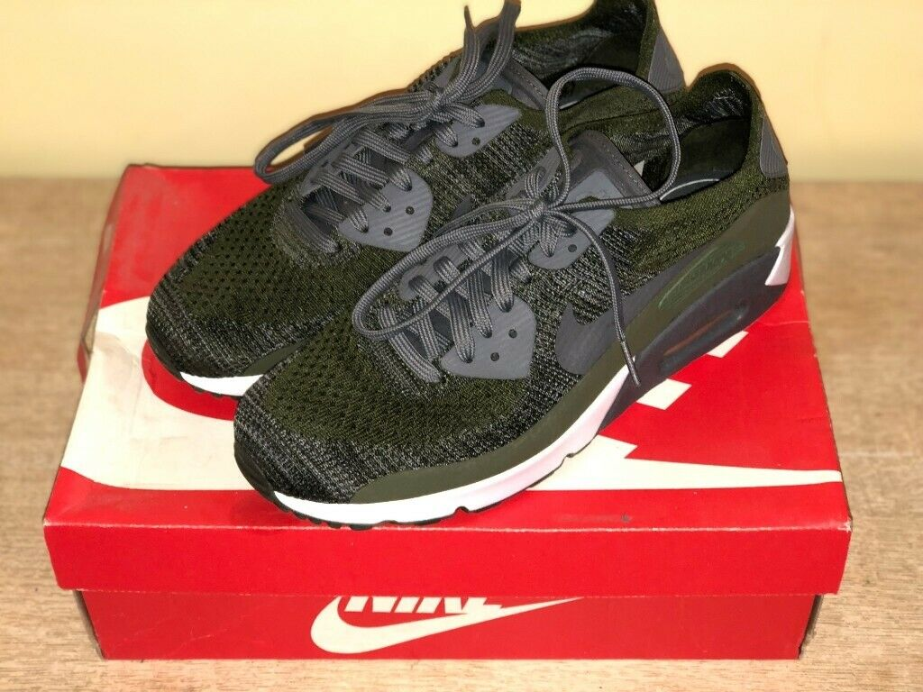 online store 4d020 2eecf Air Max 90 Ultra 2.0 Flyknit Trainers (UK - 8.5)