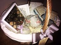 Beautiful 'For Her' hamper with handpicked gifts to suit a range of tastes.