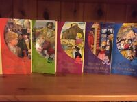 Set of 5 New Charles Dickens Hardback Books