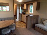 DELUXE GRADED 3 bedroom caravan, Haggerston castle, Lakeside east