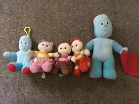 In the night garden talking iggle piggle