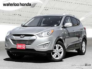2012 Hyundai Tucson GLS One Owner. AWD, Heated Seats and More!